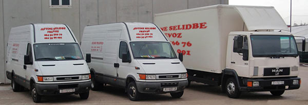 Kamionski prevoz i selidbe kamionom Beograd