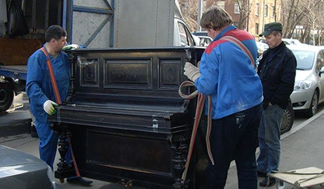 Selidbe i prevoz klavira, antikviteta, specijalni tereti