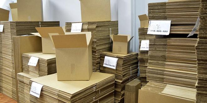Kartonske kutije i priprema za selidbe